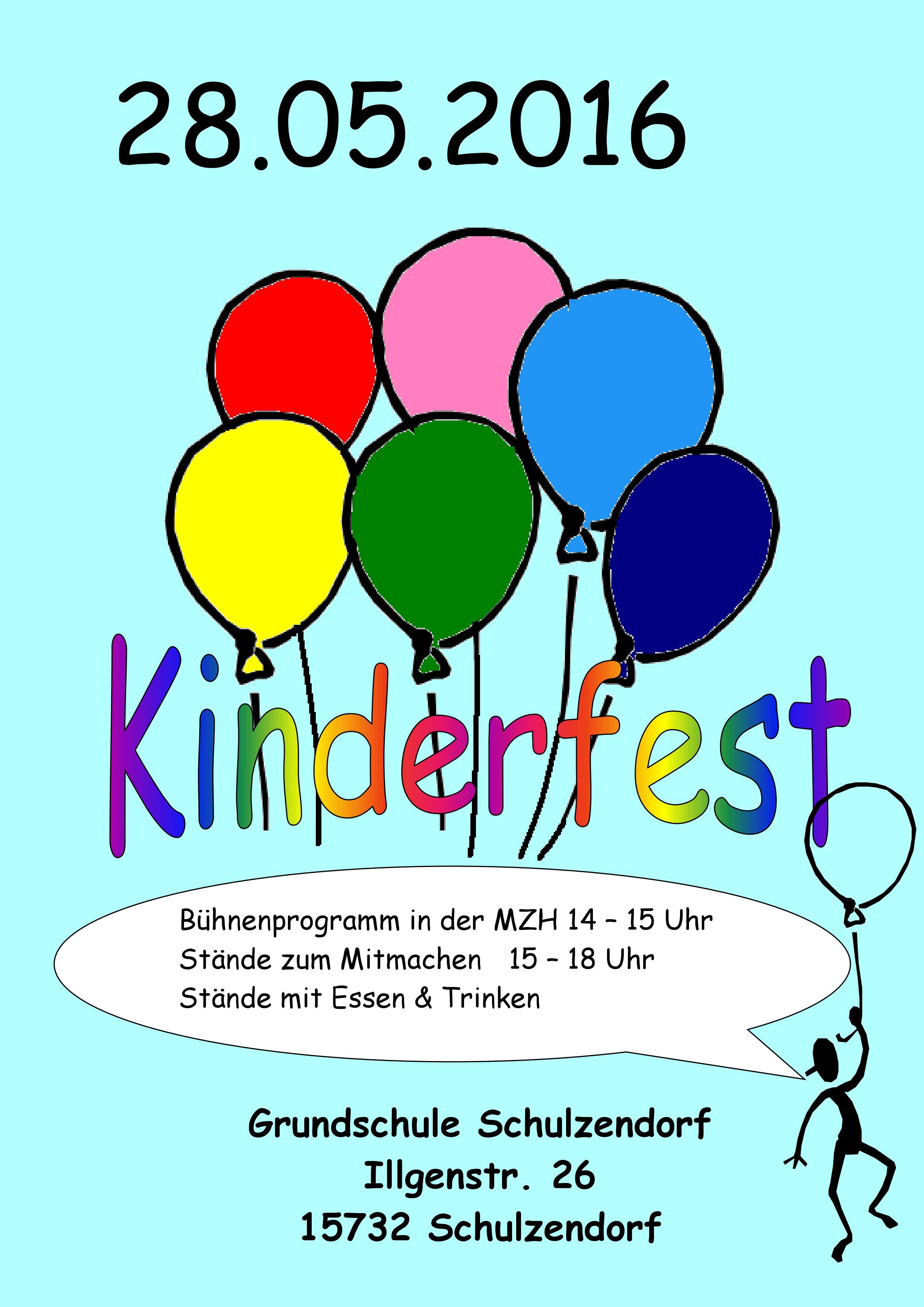 KinderfestSchulzendorf